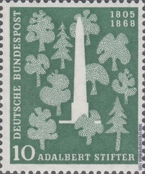 220 Adalbert Stifter, 150th Birth Anniversary