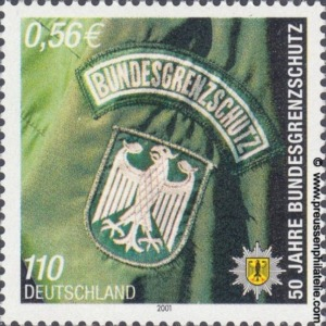 2175 50 Years of the Federal Border Guard