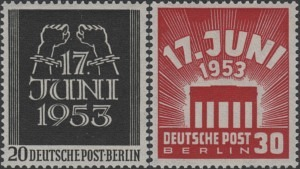 110-111 East German Uprising 17. Juni 1953