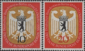 129-130 Federal Parliament Session Berlin
