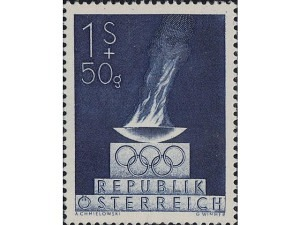 854 Olympic Games, London