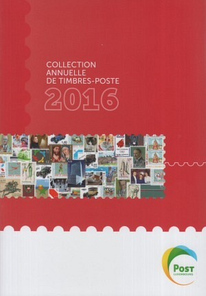 Luxembourg Yearbook Annual Collection 2016