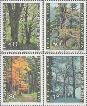 757-760 The Forest in the Seasons