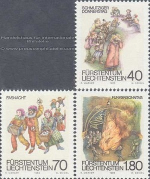 818-820 Carnival and Lent Customs